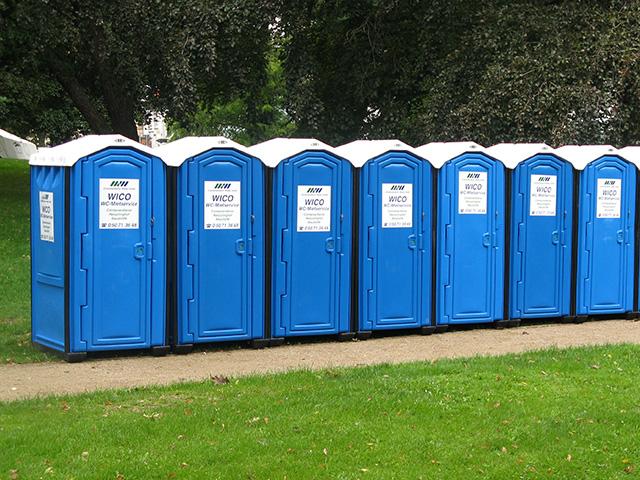Toilettenkabinen in Bremen